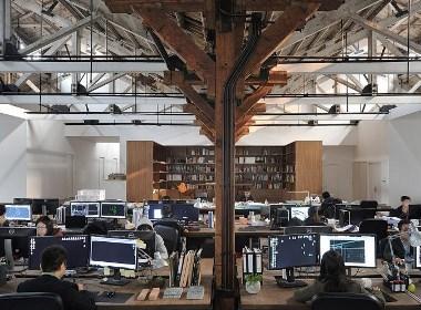 郑州办公室设计丨办公室设计方案丨办公室装修