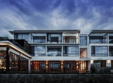 广元现代简约酒店设计理念 水木源创星级酒店设计