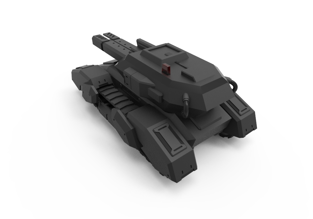 遥控对战坦克
