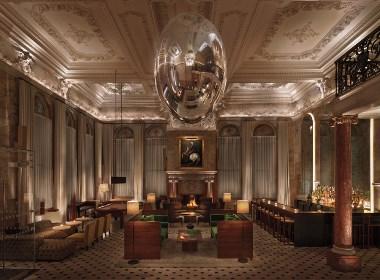 酒店设计,酒店设计案例,酒店设计说明,酒店设计效果图
