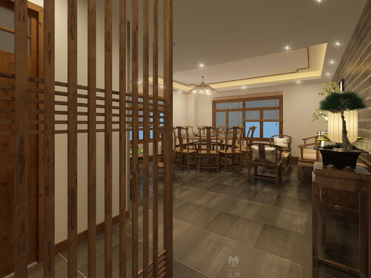 重庆火锅店设计——沐野设计
