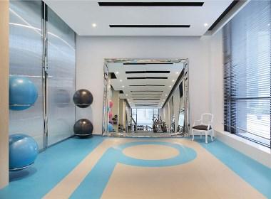 成都健身房设计/成都健身房装修/成都健身房装修公司