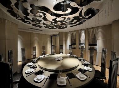 成都中餐厅设计-墨韵