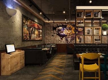 成都主题餐厅设计-Transformers