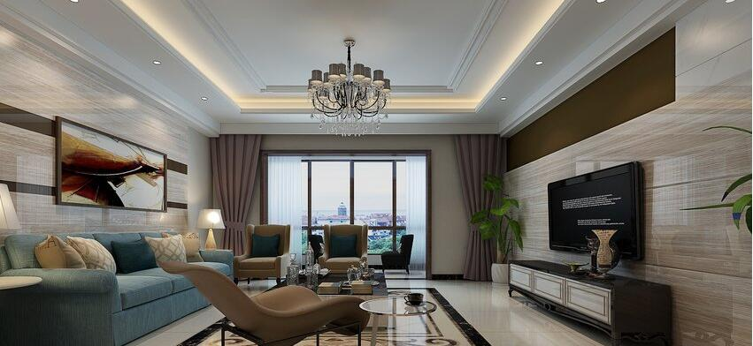 天地湾230平后现代风格别墅装修案例欣赏