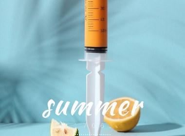 给自己的夏天来一阵清凉#美食拍摄「1706.」