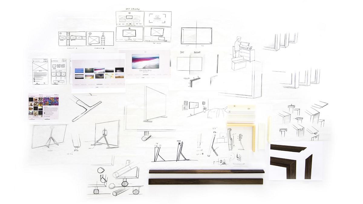 画框的创意产品设计