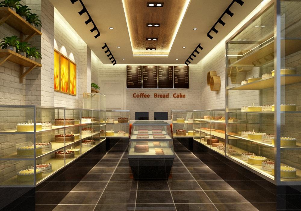 贵阳冰淇淋店装修设计公司