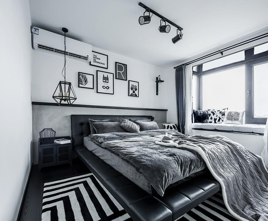 68㎡北京市东恒时代住宅--欧模网设计头条