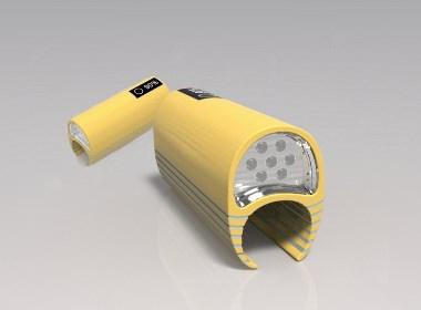 课程作业环卫附着灯具
