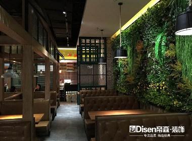 【顶格麻辣香锅】—成都餐厅装修/成都餐厅设计/成都主题餐厅设计