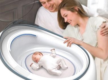 家用早产儿智能保温箱