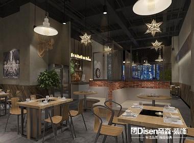 【耗儿鱼餐厅】—成都餐厅装修/成都餐厅设计/成都特色餐厅装修设计