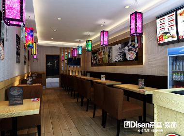 【过桥米线】—成都餐厅装修/成都餐厅设计/成都小吃店装修设计