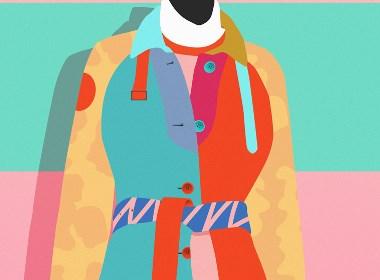 时装界的色彩秀