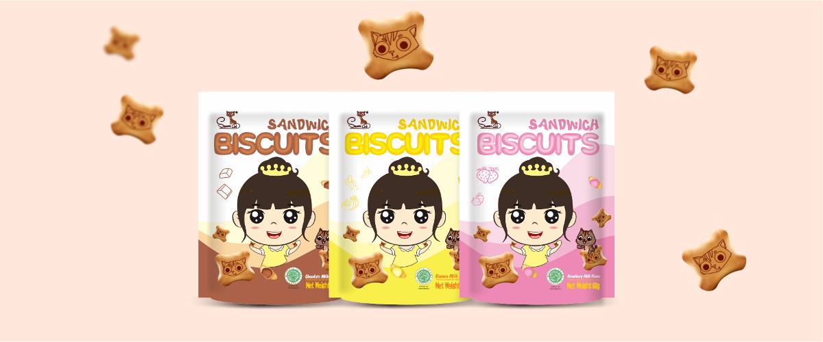 外星部落案例 | 甜猫 — 源自罗马公主的民间美味传说。
