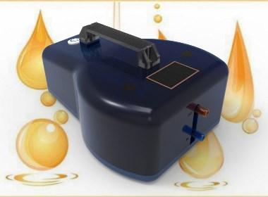 一款小型化手持吸油泵设计