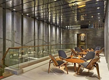 【轻水茶餐厅】—成都餐厅装修/成都茶餐厅设计