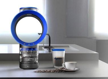 无毂咖啡机