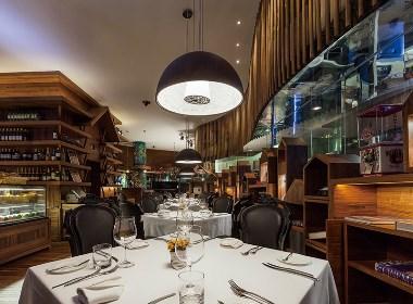 【大花园西餐厅】—成都餐厅装修/成都餐厅设计/成都西餐厅装修设计