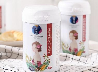 旭莲五谷膳食——河北徐桂亮品牌设计