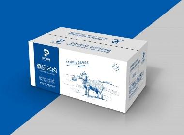 精品羊肉包装