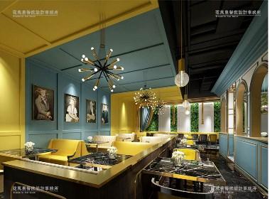 深圳 美浮宫天虹店 | 花万里餐厅设计
