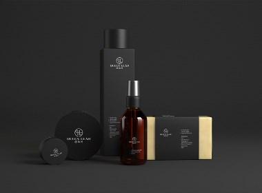 晨狮原创设计  丨  轻奢化妆品品牌形象设计