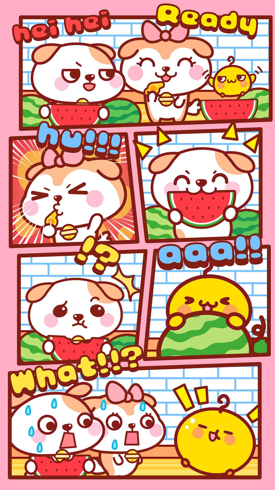 秋田君漫画064-072话