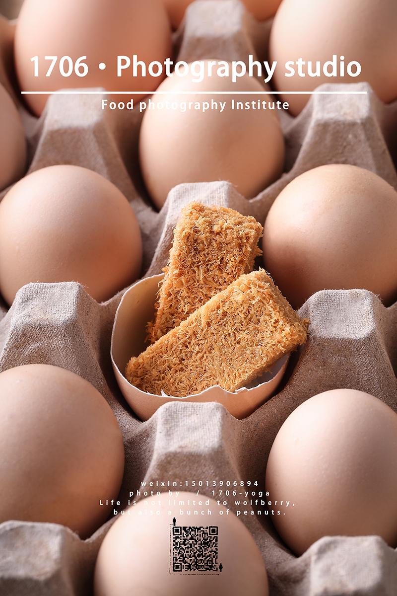 嗯~蛋酥的香气#美食拍摄「1706.」