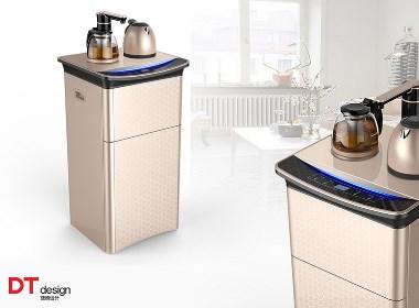 茶吧饮水机设计精选案例系列-德腾设计