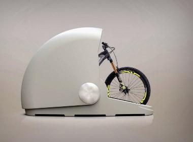 自行车停放空间