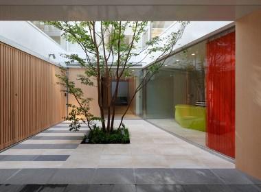 人和环境相互协调,记一套现代日式装修