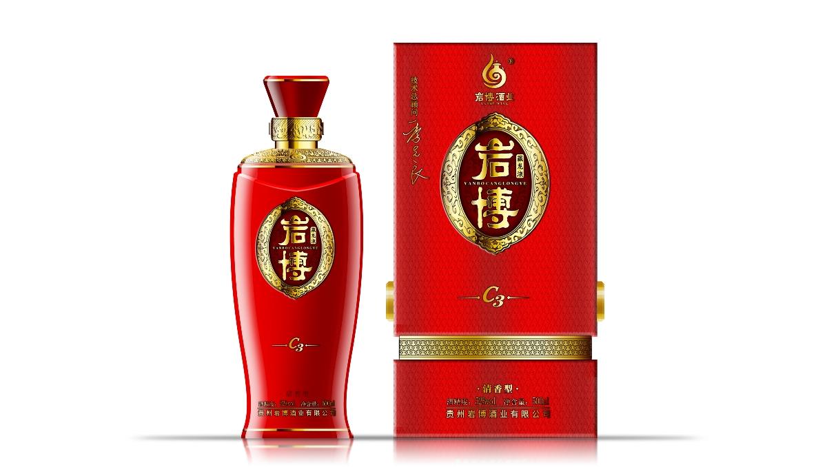岩博 人民小酒 ,贵州包装设计,贵阳包装设计,贵阳VI设计,大典创意设计