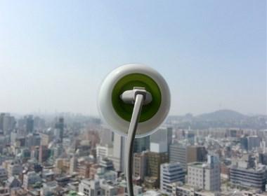 太阳能插座