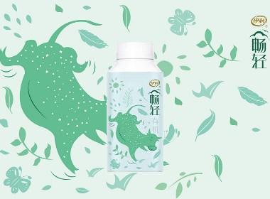 酸奶包裝設計