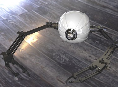 C4D建模简易机器人
