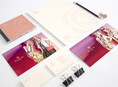 VIS设计|服装VIS设计|服饰VIS设计