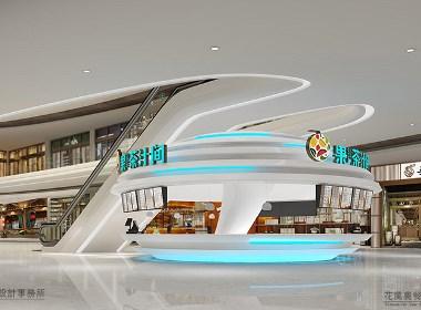 山东齐鲁印象水吧 | 高速服务区设计
