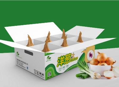山东盛农种苗有限公司产品包装设计
