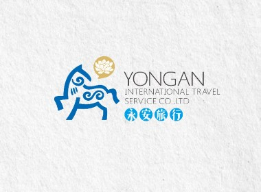 河南旅行社logo