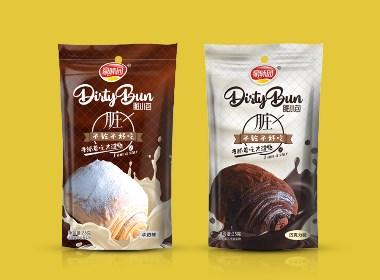 脏脏包包装设计、面包烘焙包装设计、饼干甜品包装设计、蛋糕包装设计、郑州食品包装设计、郑州饮料包装