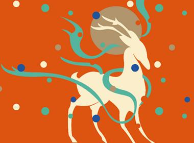 敦煌九色鹿系列文化礼品