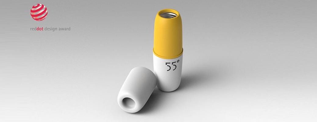 55度水杯