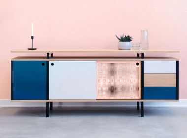 餐具柜形式的美