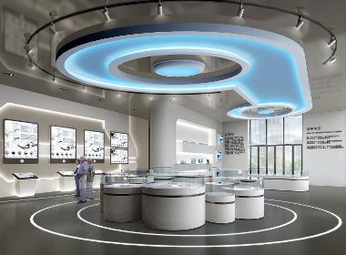 亚辉龙生物科技有限公司办公空间设计
