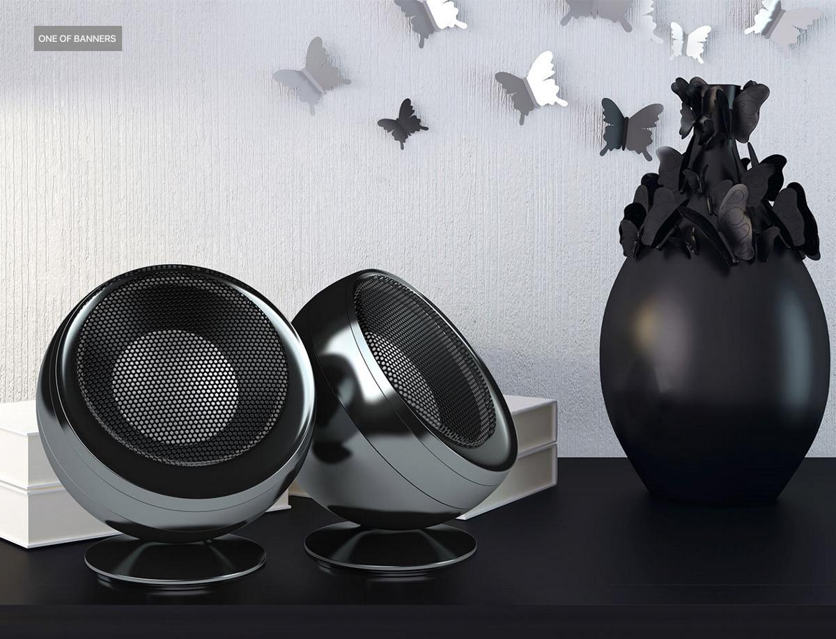 时尚无线扬声器
