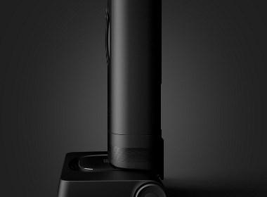 新型智能吸尘器