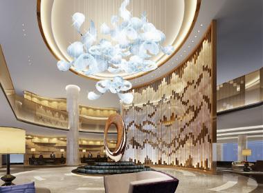 华蓥金辉酒店设计