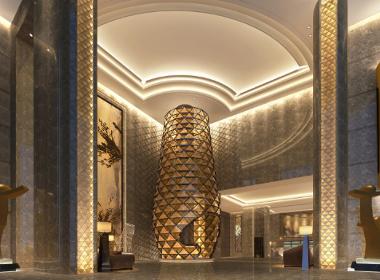 甘肃庆阳酒店设计